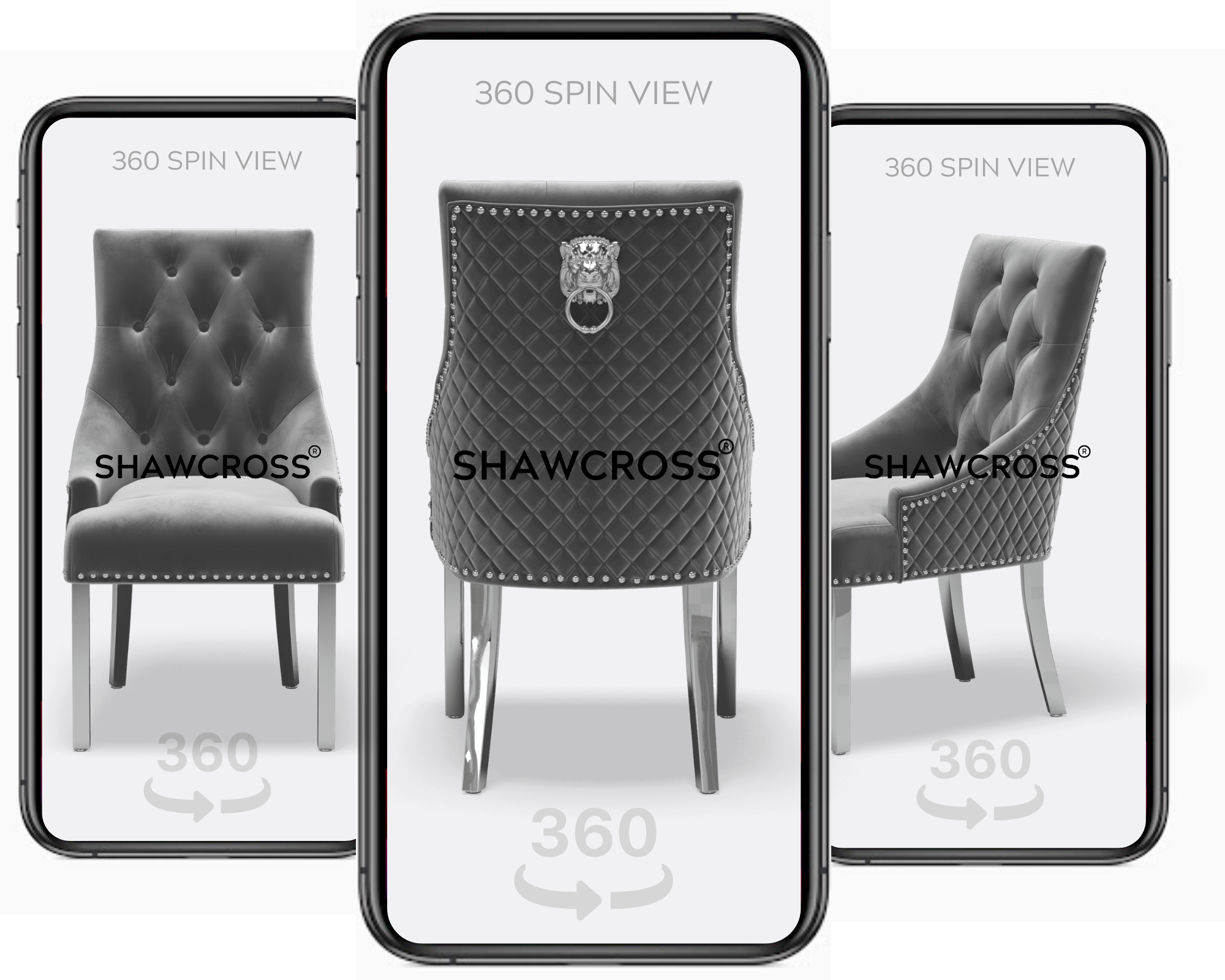 SHAWCROSS FURNITURE HOMEPAGE GROUP OF FOUR (4)